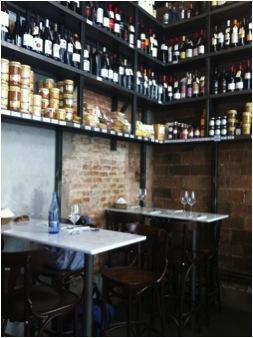Casa Palet. Restaurante. Barcelona
