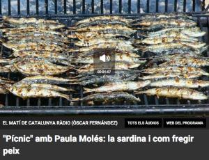 Pícnic_Paula Molés_CatalunyaRàdio